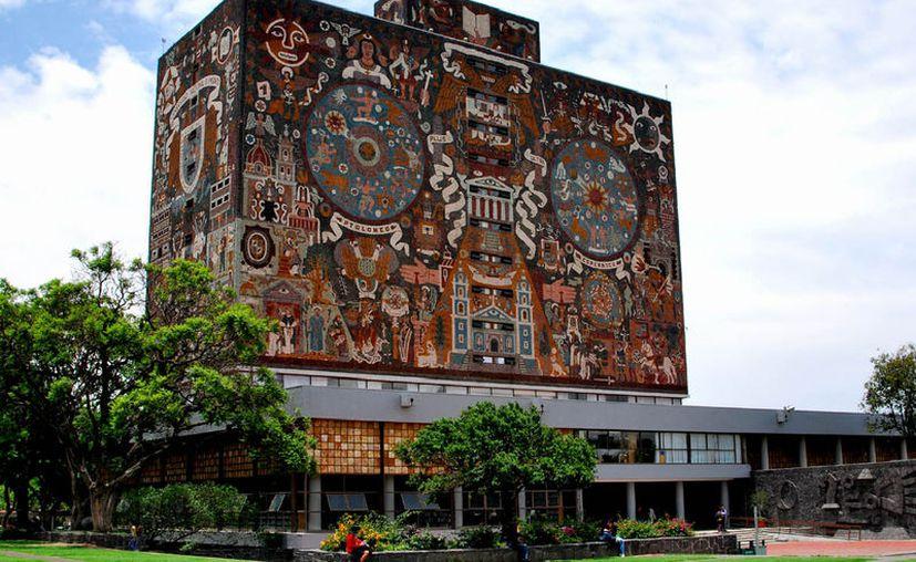 El cuerpo sin vida de un estudiante de la UNAM fue hallado sin vida dentro de las instalaciones de Ciudad Universitaria. (UNAM)