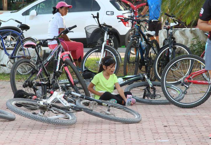 Proponen fortalecer la seguridad de los usuarios de bicicletas. (Foto: Adrián Barreto)