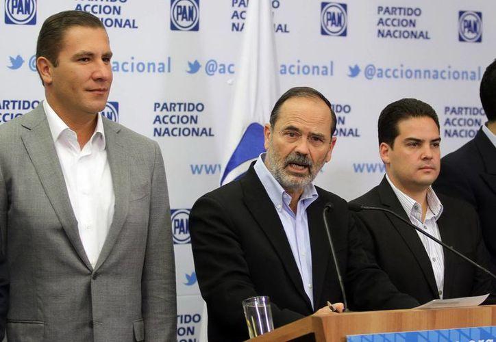 Madero dijo que el PAN ha dado muestras de voluntad, diálogo, construcción de acuerdo. (Archivo/Notimex)