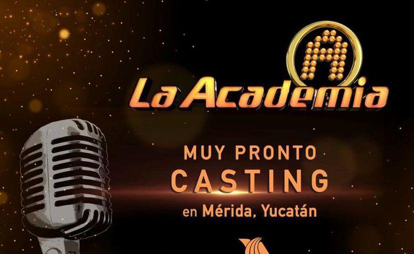 Ya se anunció la fecha del casting a realizarse en Mérida. (Foto: redes sociales)