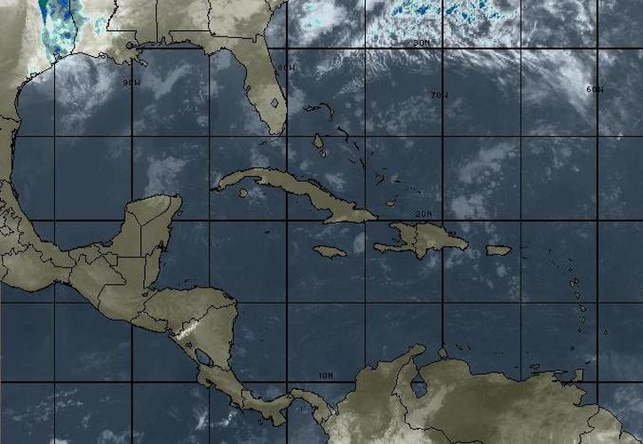 Se prevé cielo medio nublado para Cancún. (Intellicast)