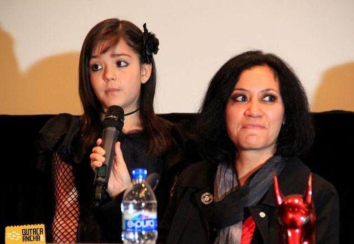 Ofelia (i), protagonista del proyecto de Jorge Estrada. (butacaancha.com)