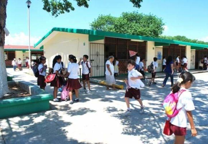 El operativo se realizó en escuelas de todo la ciudad, así como en plazas y centros comerciales. (Contexto/Internet)