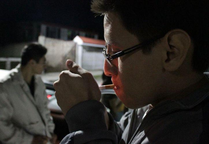 """Los llamados operativos """"mochila"""" se han dejado de realizar debido a que esto agrede los derechos de los estudiantes. (Edgardo Rodríguez/SIPSE"""