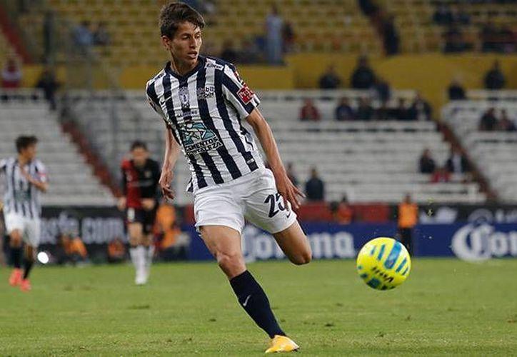 Jurgen Damm, excarrilero de Pachuca, ahora jugaá con Tigres de la UANL. (futbolsapiens.com)