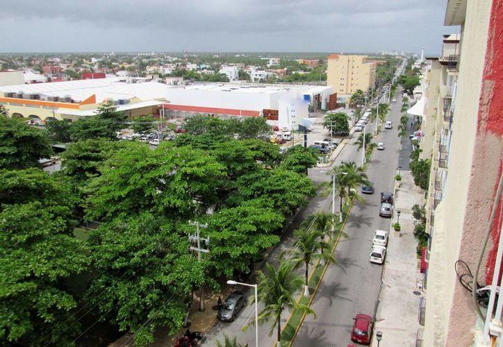 El Cabildo autorizó un incremento en la altura de los edificios contemplados en el PP1.  (Irving Canul/SIPSE)