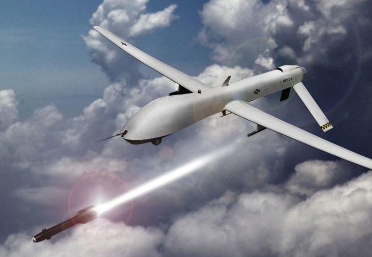 Drones con explosivos, podrían ser una opción contra ataque terrestre en países con conflictos. (Foto: Internet).