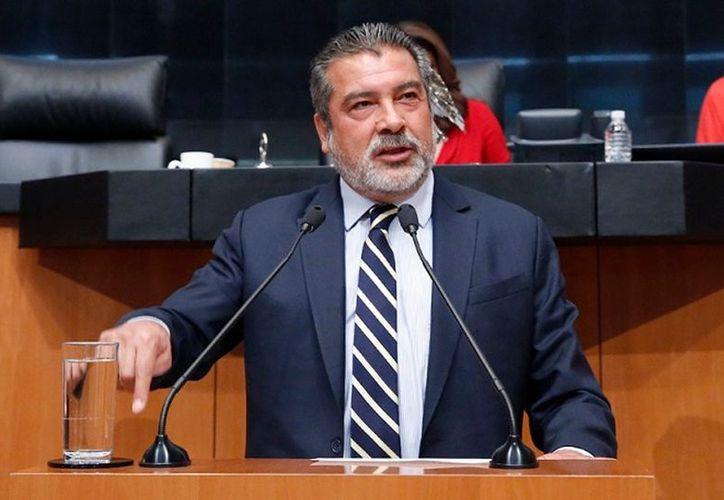 Morón Orozco expresó su apoyo a los candidatos postulados por Morena. (Foto: Contexto)