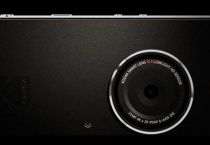 La Kodak Ektra es la nueva apuesta del otrora Gigante Amarillo de la fotografía por el mercado de los pixeles. (kodak.com)