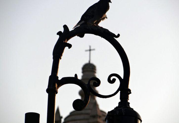 La Iglesia Católica se alista para la semana más importante de su doctrina: la Mayor. El tema es la muerte, pero también la resurreción. La imagen es únicamente ilustrativa. (Archivo. Eduardo Vargas/SIPSE)
