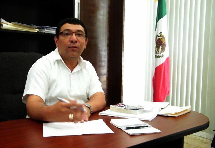 Armando Aldana Castillo, presidente de la Junta Local de Conciliación y Arbitraje, aseguró que 40 por ciento de las demandas laborales se encuentran en la etapa de juicios. (Milenio Novedades)