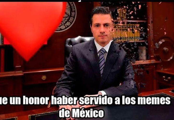 Enrique Peña Nieto, ha dejado de ser el presidente de México. (Redacción)