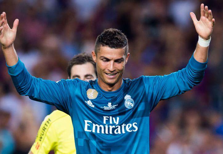 Cristiano no jugará contra el Deportivo de la Coruña, Valencia, Levante y Real Sociedad en la Supercopa. (Foto: Goal.com)
