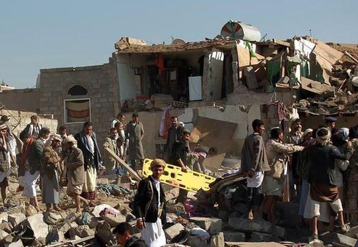 El conflicto en Yemen comenzó en 2014. El pasado domingo se registraron 51 ataques. (Contexto/Internet)