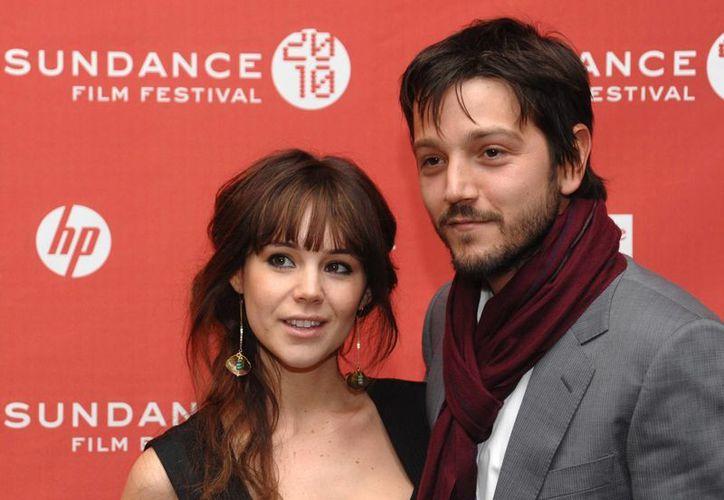 Camila Sodi y Diego Luna son padres de Jerónimo y Fiona. (Agencias)