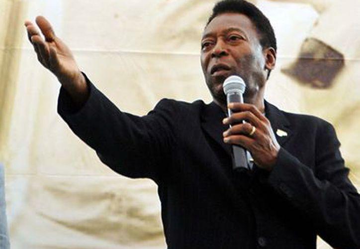 No se conocen mayores detalles de la intervención quirúrgica que realizarán a Pelé. (Notimex)