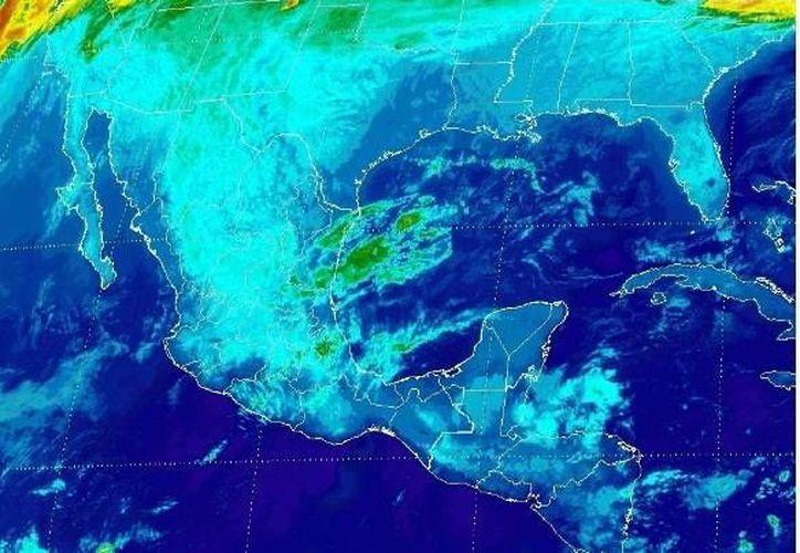 La temperatura mínima oscilará en los 20 grados centígrados en Chetumal. (Conagua)