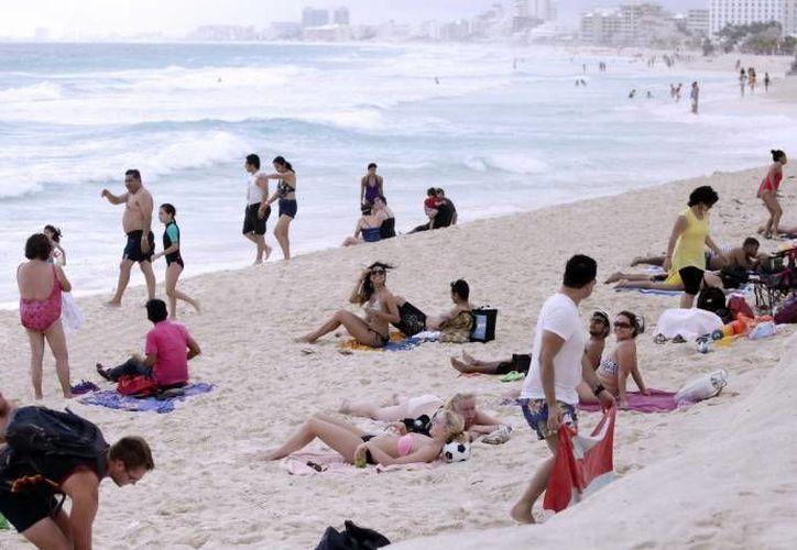 Cancún y la Riviera Maya mantuvieron una ocupación del 90%. (Redacción/SIPSE)