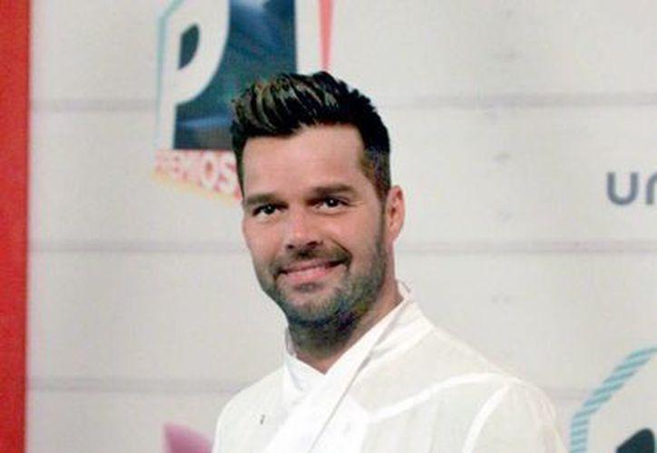 Ricky Martin se presentará el próximo 28 de diciembre en la Riviera Maya. (Notimex)