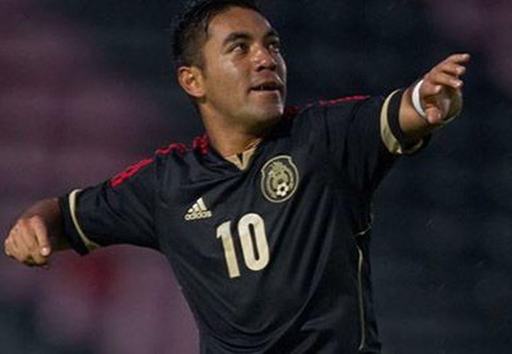 Marco Fabián es una de las promesas más grandes para la Selección Nacional Mexicana en la actualidad. (Notimex)