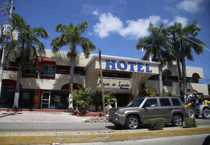 Existen 38 hoteles en el centro de Cancún. (Israel Leal/SIPSE)