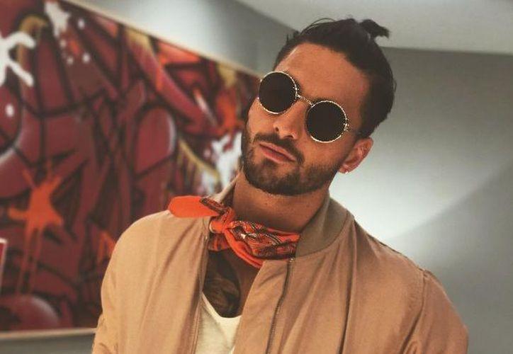l éxito de Maluma en los últimos meses se ha disparado gracias a la polémica con su hit 'Cuatro babies'.  (Instagram)