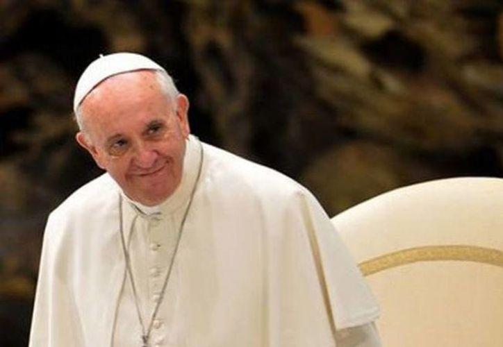 El Papa Francisco visitará Estados Unidos del 22 al 27 de septiembre. El FBI desactivó una amenaza potencial en su contra. (Archivo/Agencias)