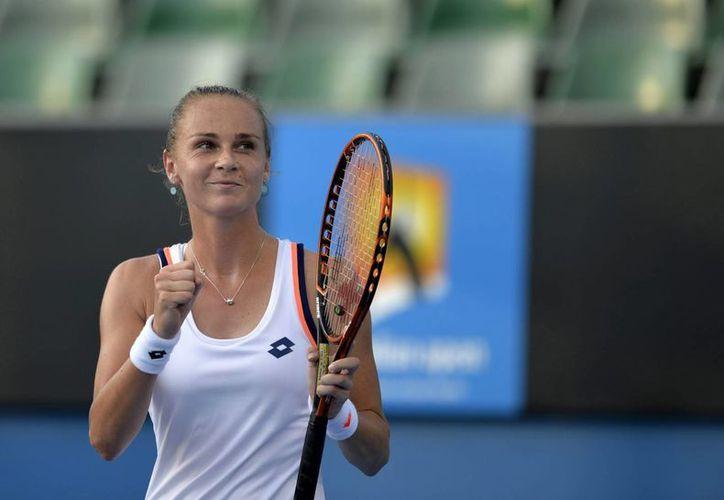 Magdalena Rybarikova fue confirmada ayer martes por los organizadores del evento. (Foto: EFE)