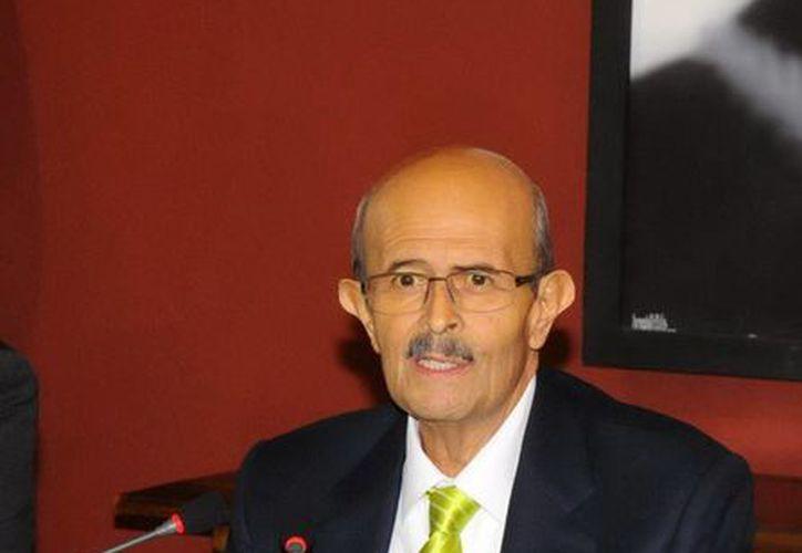 Fausto Vallejo recibió un trasplante de hígado. (Archivo Notimex)