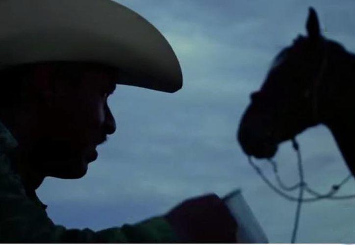 Captura de pantalla del video de la Sedena donde muestra el criadero que tiene en Chihuahua. (YouTube)