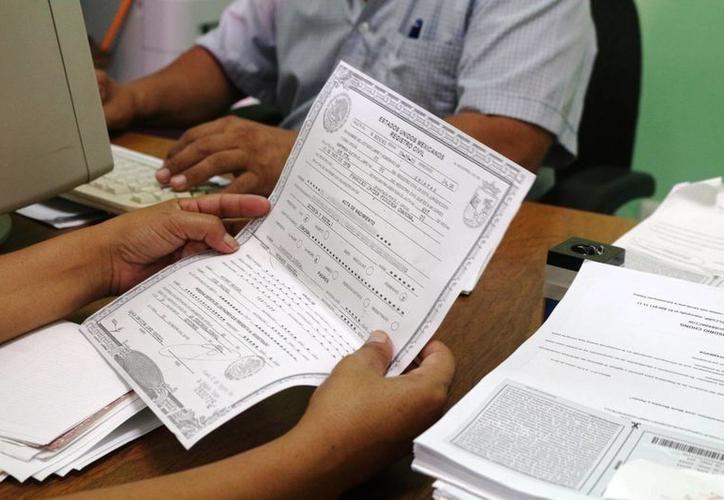 El niño y su madre, habían solicitado la rectificación de su acta de nacimiento vía administrativa. (Redacción/SIPSE)