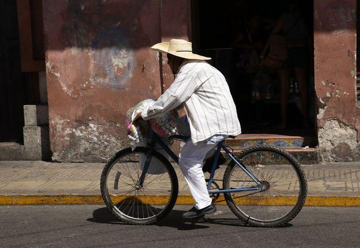 De calurosas a muy calurosas serán las temperaturas este domingo en Yucatán (Foto: José Acosta)