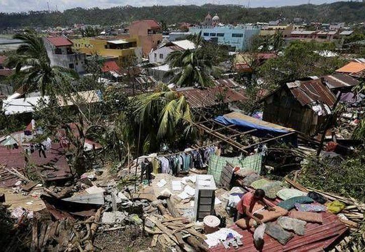 El tifón Rammasun también ha provocado una veintena de muertos en China. (EFE/Archivo)