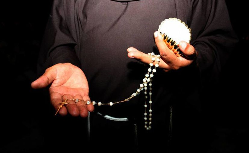 Existe una emergencia pastoral como resultado del incremento de posesiones diabólicas a las que los sacerdotes exorcistas se enfrentan, dice un experto.  Imagen de contexto. (Archivo/SIPSE)