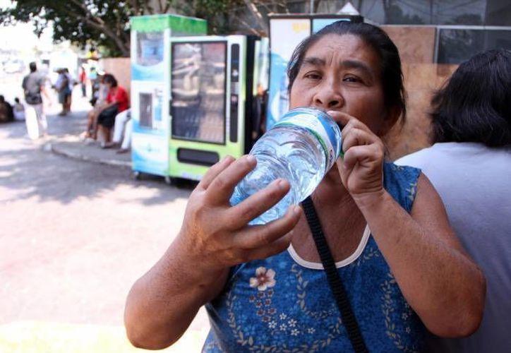El fin de semana el calor podría alcanzar los 40 grados en Yucatán, de acuerdo con la Conagua. (SIPSE)