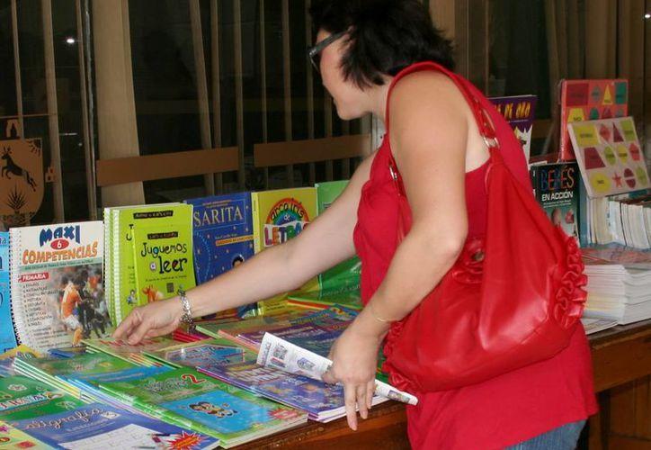 Crece en Yucatán la cultura para registrar obras literarias. (Milenio Novedades)