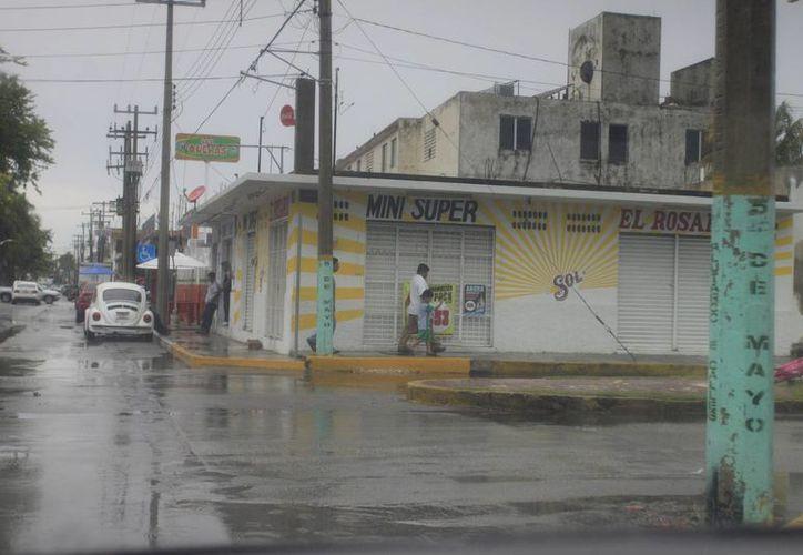 Los negocios establecidos en la capital dejarán de percibir hasta 12 millones de pesos. (Harold Alcocer/SIPSE)