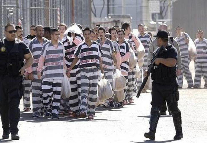 El mexicano Jorge Soberanis-Rumaldo fue recapturado, luego de haberse escapado de la cárcel de Illinois en junio del 2003. La foto es de contexto para ilustrar la nota.(Archivo/AP)