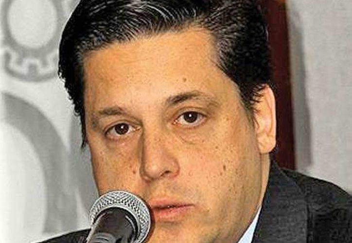 El nuevo magistrado de la Suprema Corte de Justicia de la Nación, Alberto Gelacio Pérez Dayan. (oem.com)