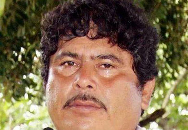 Gregorio Jiménez fue amenazado de muerte por sus trabajos sobre una red de tráfico de migrantes en Veracruz. (radiover.info)
