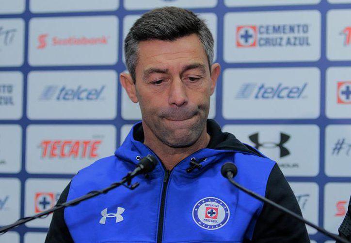 El técnico de La Máquina,  confía plenamente en el trabajo que se está haciendo con el club. (Foto: Contexto/Internet)