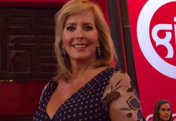 El productor teatral Rubén Lara asegura que es una mentira que Margarita Gralia haya estado en coma. Dice que su estado de salud es estable. (Notimex)