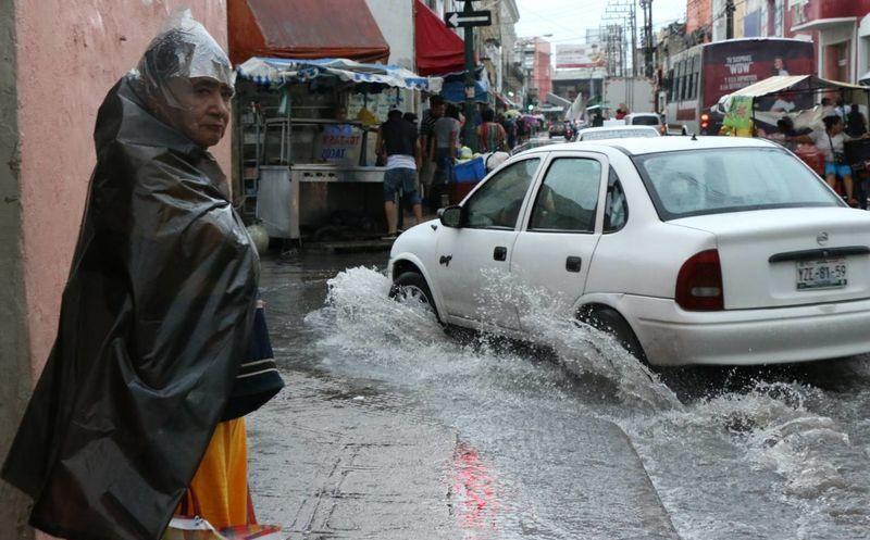Pronostican lluvias dispersas por la tarde en la Ciudad de México