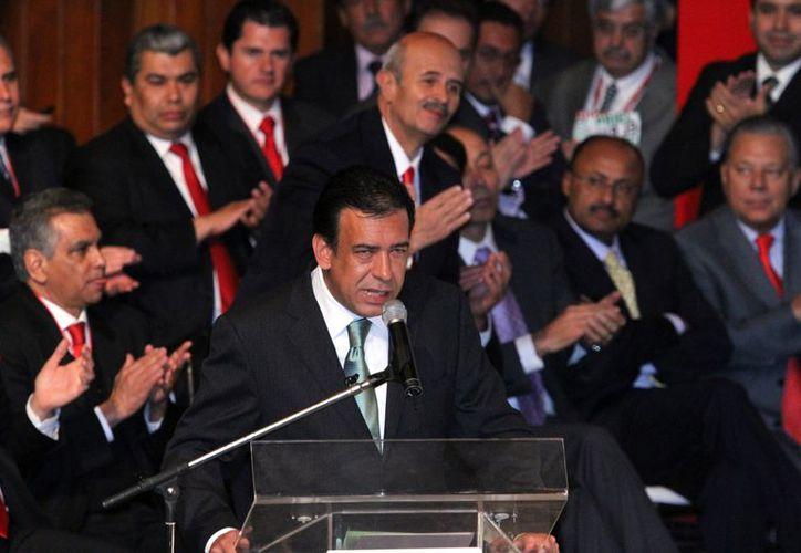 Humberto Moreira dejó una deuda de más de 35 mil millones de pesos. (Archivo/Notimex)