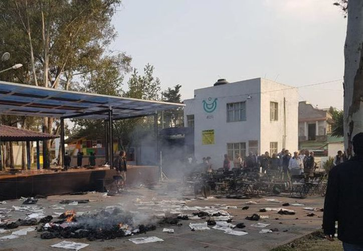 La violencia es uno de los desafíos que enfrenta México en el proceso electoral. (vanguardia.com)