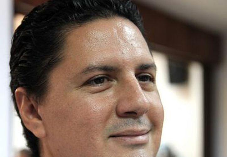 El subsecretario de Planeación y Desarrollo Turístico de la Secretaría estatal de Turismo, Raúl Andrade Angulo. (Cortesía/SIPSE)