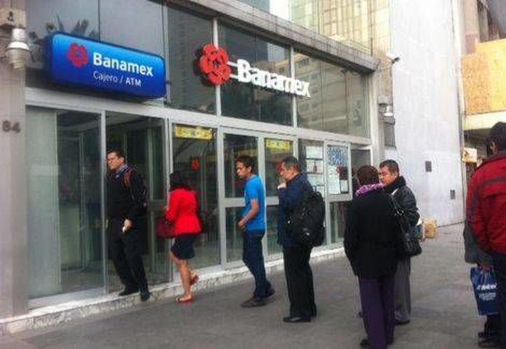 El Buró de Entidades Financieras identifico que Banamex tiene siete cláusulas abusivas. (Milenio)