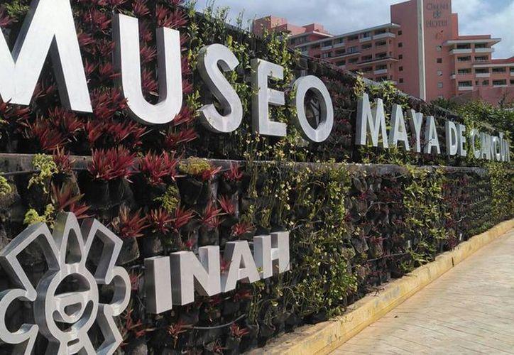 """El Museo Maya de Cancún invita al segundo concurso de dibujo infantil """"Imagina el Quintana Roo de los Mayas"""". (Pedro Olive/SIPSE)"""