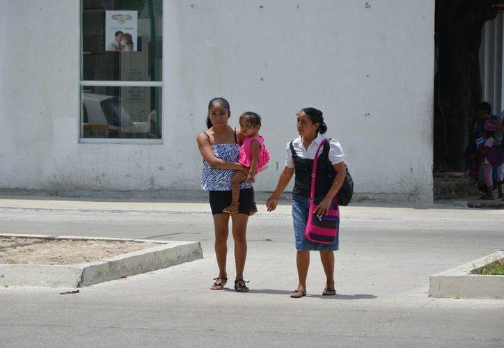 Cabe mencionar que el año pasado hubo más de 700 embarazos en menores de 18 años. (Gerardo Amaro/SIPSE)