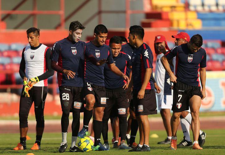 Los cancunenses se enfrentarán a FC Juárez en la jornada 15. (Raúl Caballero/SIPSE)